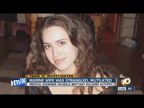 Graphic autopsy reveals Brittany Killgore strangled, dismembered