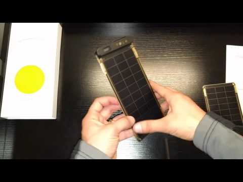 Unboxing of YOLK Solar Paper