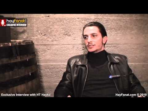 HT Hayko ► Exclusive HayFanat Video Interview [HD]