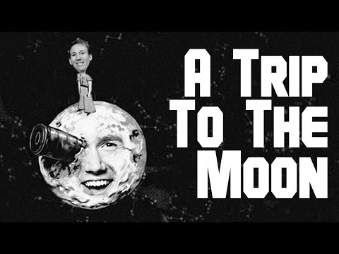 A Trip to the Moon: A Comedy Button Commentary
