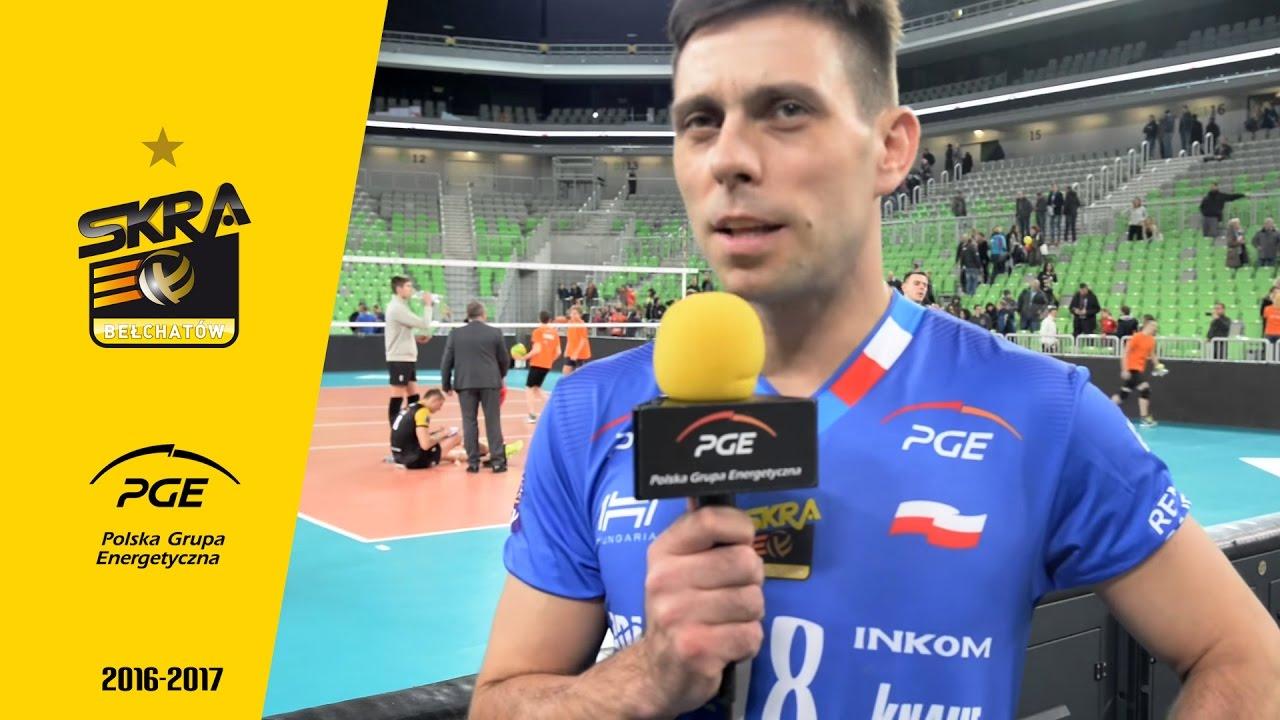 Komentarze po meczu ACH Volley Lublana – PGE Skra