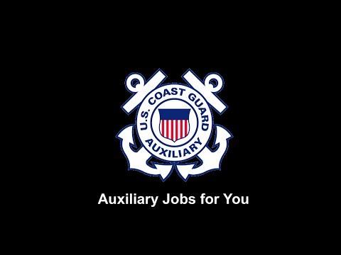 U.S. Coast Guard Auxiliary Jobs For You