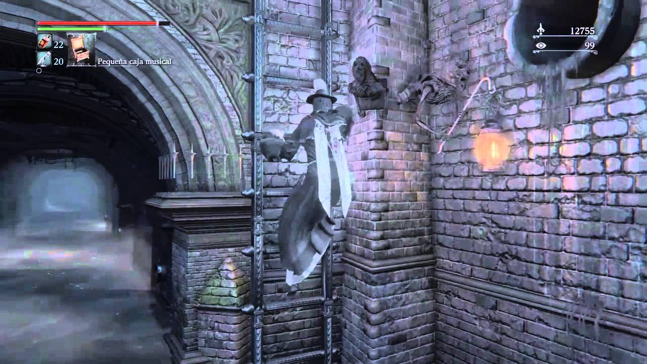 bloodborne cathedral ward how to get to grand cathedral