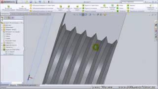 solidworks Строим резьбу в 3D.mp4