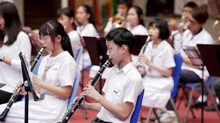 Publication Date: 2021-06-07 | Video Title: 佛教何南金中學管樂團第一次演出
