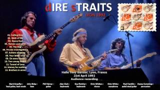 "Dire Straits ""Brothers in arms"" 1992 Lyon [AUDIO ONLY]"