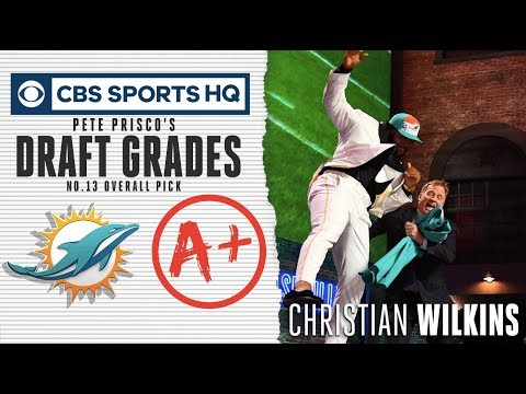 Open Mike - Grading the state of Florida, in the 1st round of the NFL draft.
