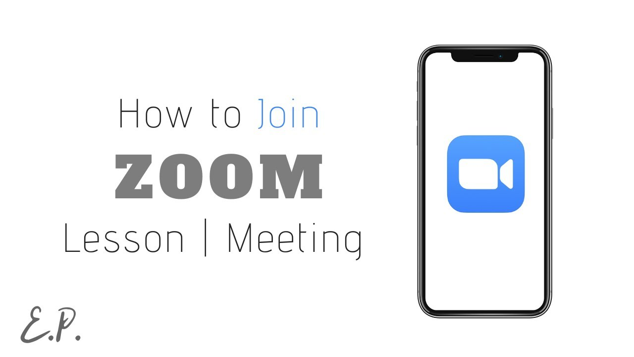 How to Join Zoom Video Conference Using Your Phone