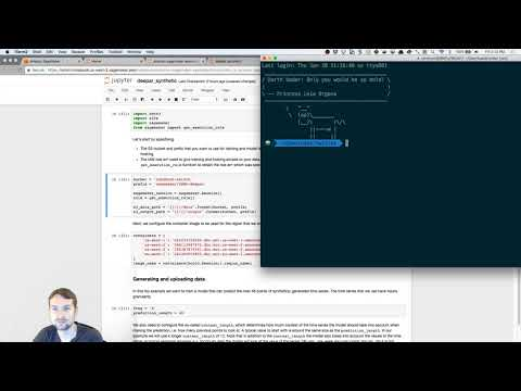 Live Coding with AWS | Training and Deploying AI with Amazon SageMaker