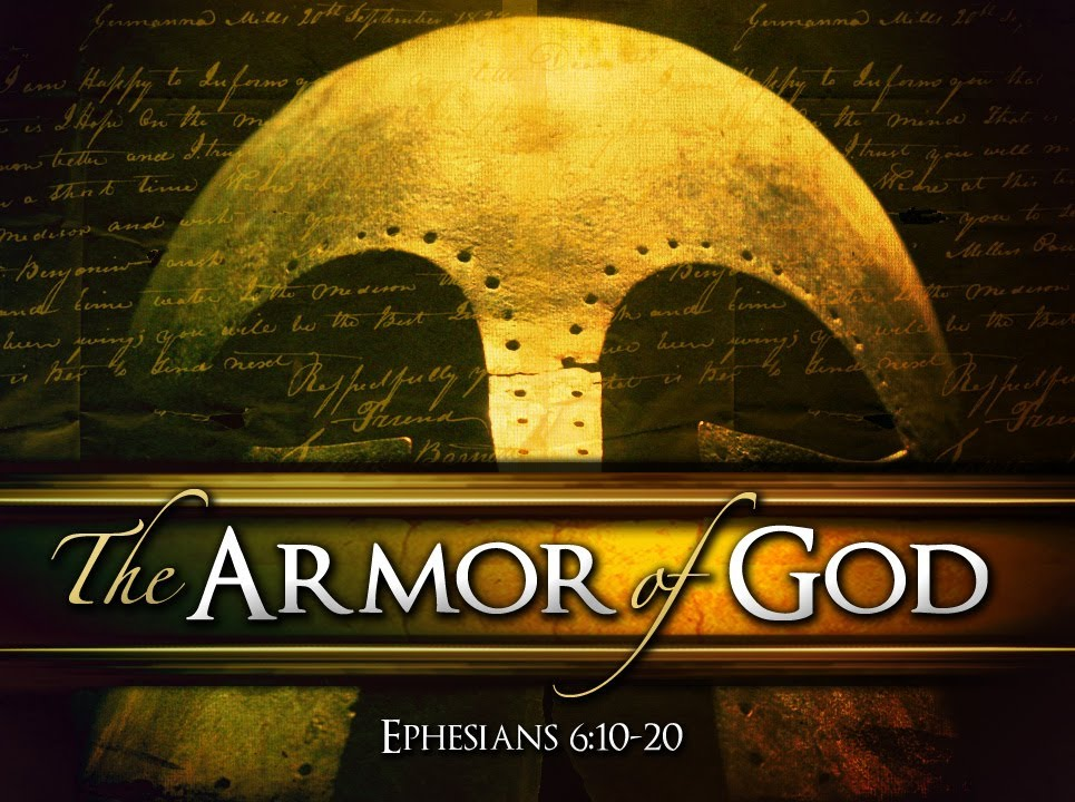 The armor of god ephesians 6 10 19 youtube - Armor of god background ...