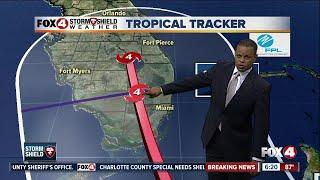 6 PM Hurricane Irma update