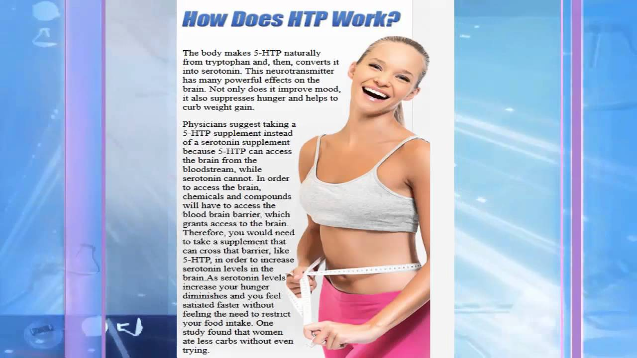 best 5-htp for weight loss
