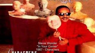 Watch Stevie Wonder In Your Corner video