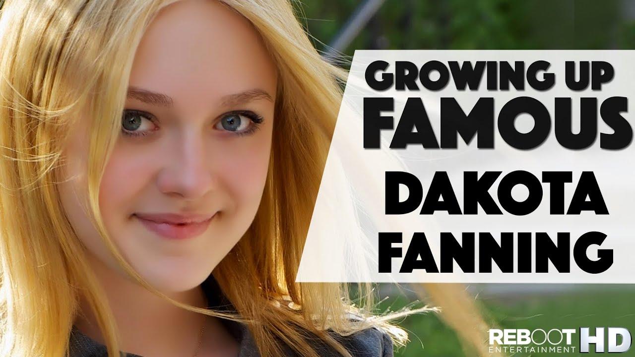 Growing Up Famous - Dakota Fanning - YouTube