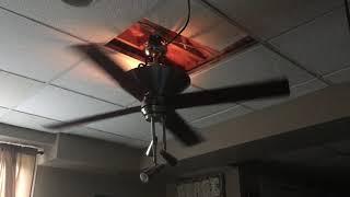 Harbor Breeze Galileo ceiling fan