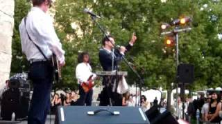 Mayer Hawthorne @ The Getty: Thin Moon, Shiny & New, Wish it Would Rain