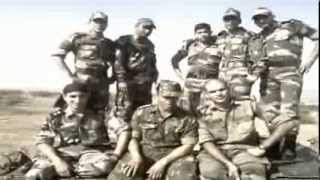 The Great Indian ARMY (Never Back Down) - Rocking song