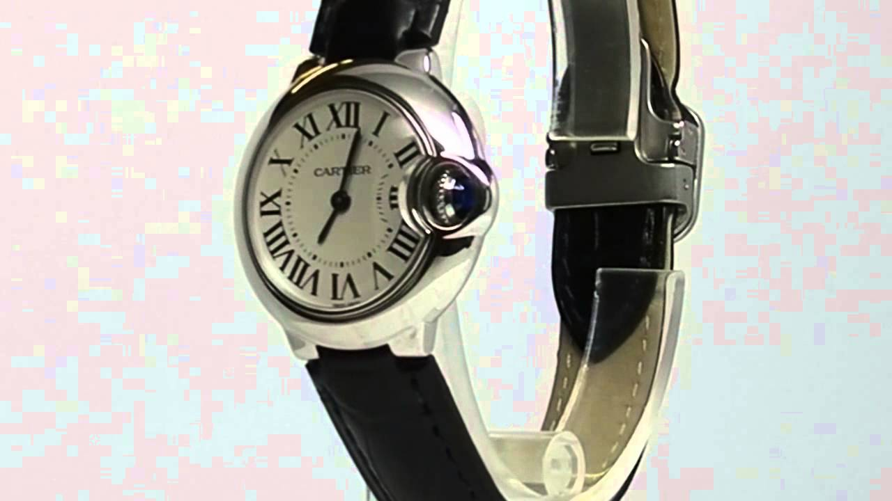 how to change cartier watch strap