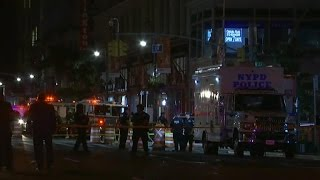 How the NYPD are investigating Chelsea blast