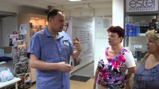 Павел Баженов о том, как выбирать ножницы