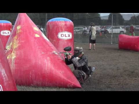 PSP Paintball World CUP 2013 - AVERAGE JOES vs 40 Factory Video #1