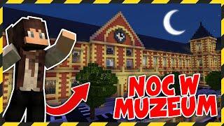 Minecraft: NOC W MUZEUM! - Build Battle