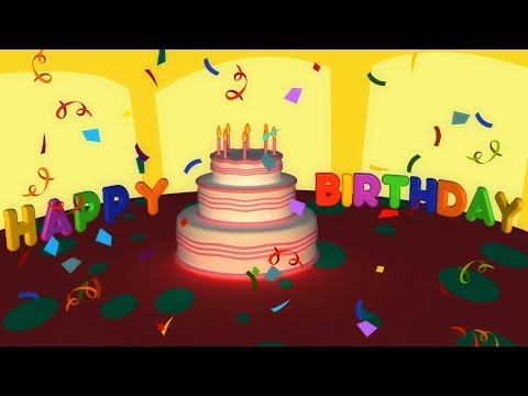 Birthday Songs - Happy Birthday Song