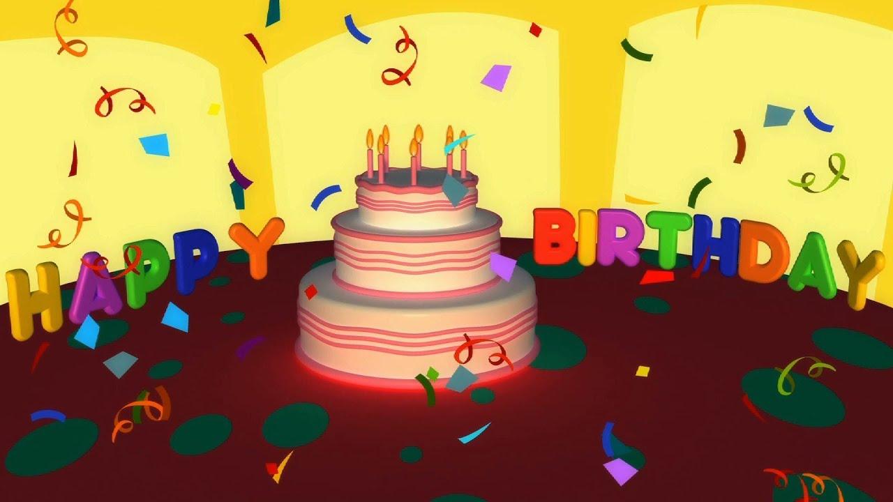 Birthday Songs - Happy Birthday Song - YouTube