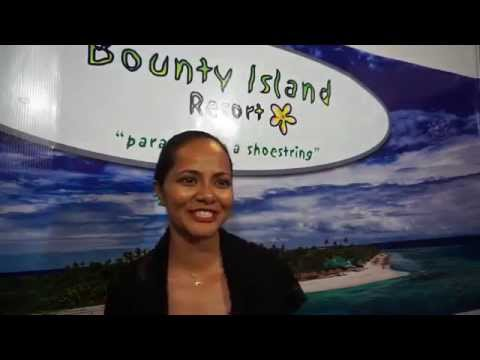 Bounty Island Fiji - The Celebrity Love Island 2015