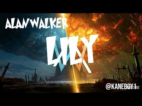 Alan Walker - LILY (Lyrics) Ft. K-391 & Emelie Hollow