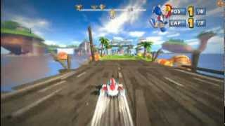 Sonic & SEGA All-Stars Racing - All Star Moves and DLC