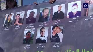 نيابة الاحتلال تُعلن نقل 4 جثامين لشهداء لدفنها في مقابر الأرقام - (18-9-2017)