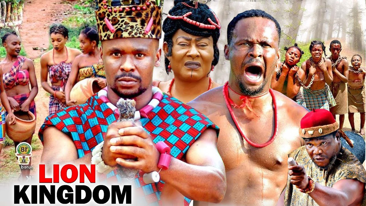 Download LION KINGDOM Complete 1&2 (zubby michael movies 2021) LATEST NIGERIAN MOVIES| NOLLYWOOD full MOVIES