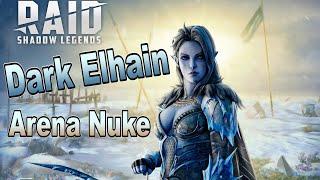 Dark Elhain! One trİck pony :: Raid Shadow Legends deutsch ::