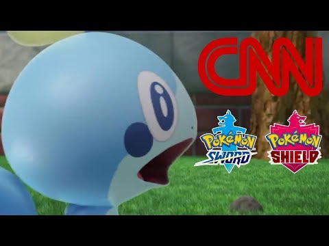 Cnn Tries And Fails To Cover Pokemon Sword Shield Ace Attorney
