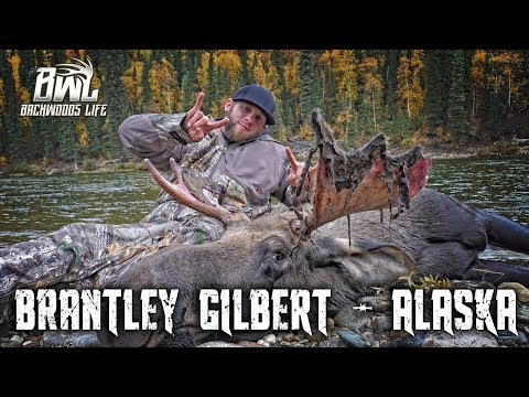 Alaska Moose Hunt with Brantley Gilbert