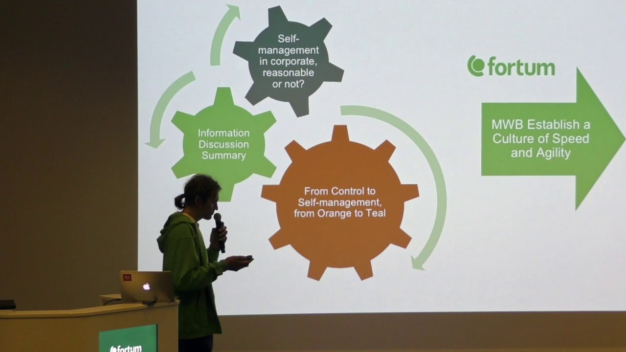 Introduction to Teal in Corporation workshop @ Fortum
