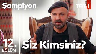 Zafer'in Yunan Boksör'e Tepkisi | Şampiyon 12. Bölüm