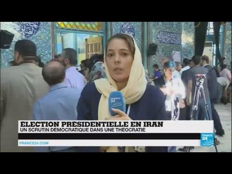 Présidentielle en Iran : Pour ou contre Hassan Rohani, les Iraniens aux urnes