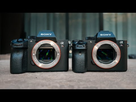Sony a7RIII vs a7RII Hands On Review | HuffPost