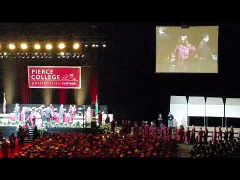 Miranda graduation Pierce College
