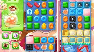 Candy Crush Jelly Saga Level 868 - NO BOOSTERS (FREE2PLAY-VERSION)