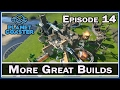 Planet Coaster :: More Great Builds :: E14 :: Z One N Only