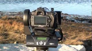 Mattapoisett Waterfront Panorama - Behind the Camera - Gigapan Epic 100 & Nikon D90