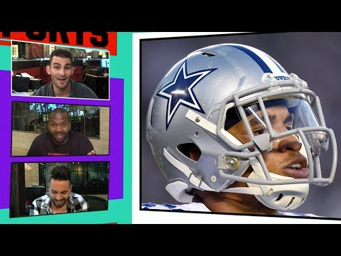 Cowboys Linebacker Damien Wilson Arrested for Assault with Deadly Weapon | TMZ Sports