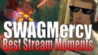 SWAGMERCY - Best Stream Moments #25 - League of Legends