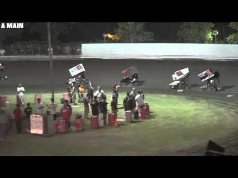 Cycleland Speedway - Open Highlights 6/13/15