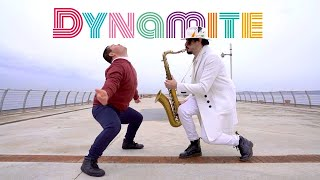 "BTS - ""Dynamite"" (방탄소년단) | Daniele Vitale with Dan…"