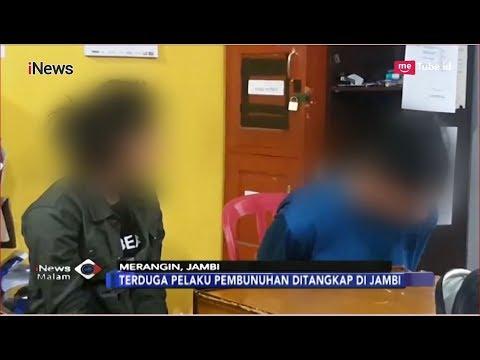 Dua Pelaku Pembunuhan Mayat Wanita dalam Lemari Berhasil Dibekuk di Jambi - iNews Malam 20/11 Mp3