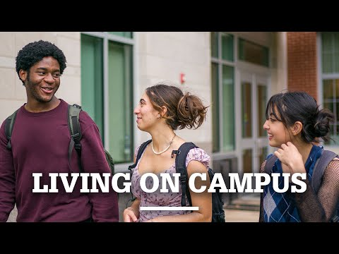 UNH Housing - Living On Campus